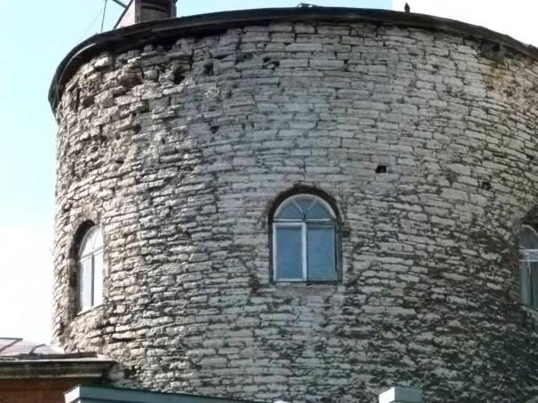 Tallinn: converted turret